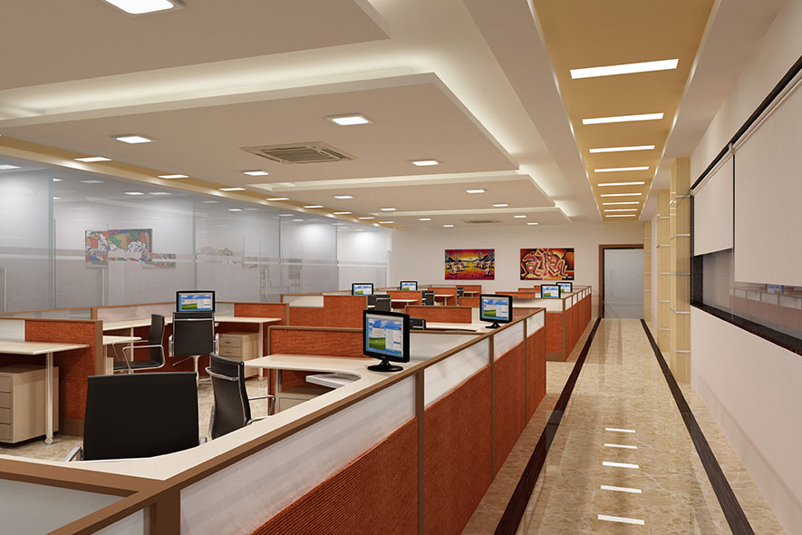 Commercial office interior designer mumbai india - Office interior design photo gallery ...